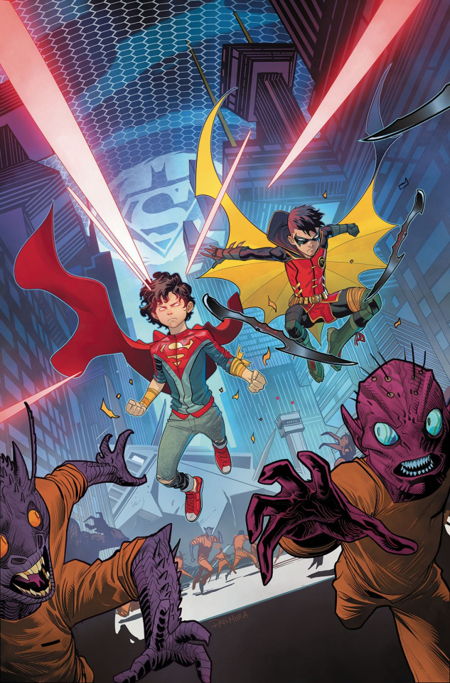 Adventures of the Super Sons #8