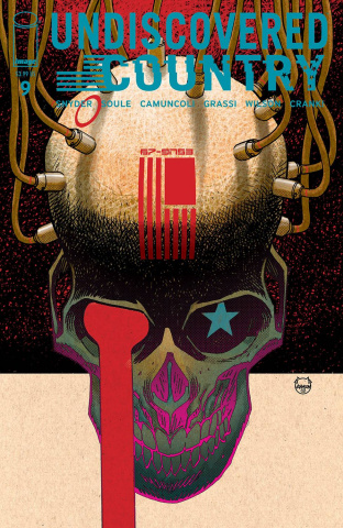 Undiscovered Country #9 (Johnson Cover)