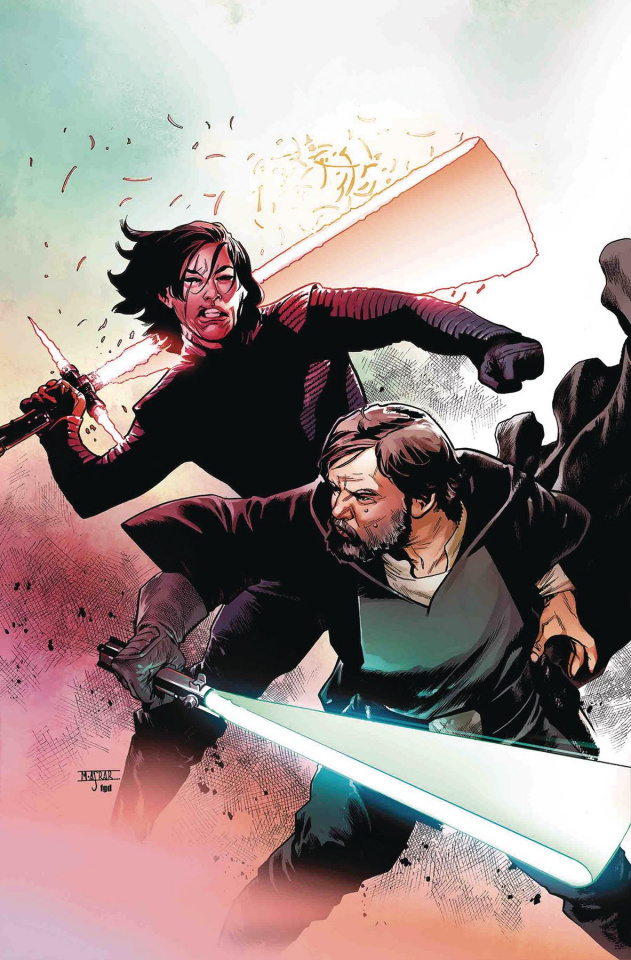 Star Wars: The Last Jedi #6