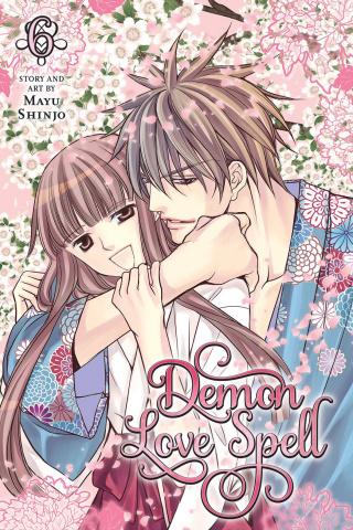 Demon Love Spell Vol. 6