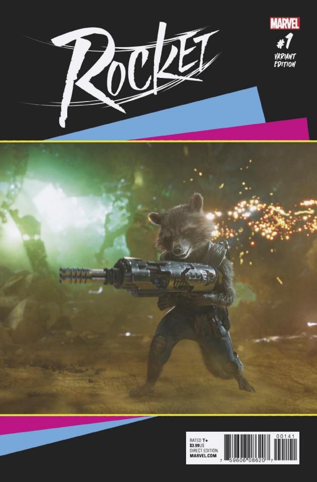 Rocket #1 (Movie Cover)