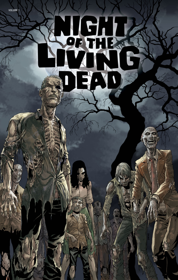Night Of The Living Dead Vol. 1 (Signed Edition)