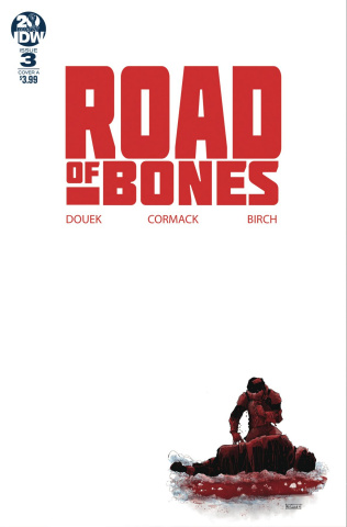 Road of Bones #3 (Cormack Cover)