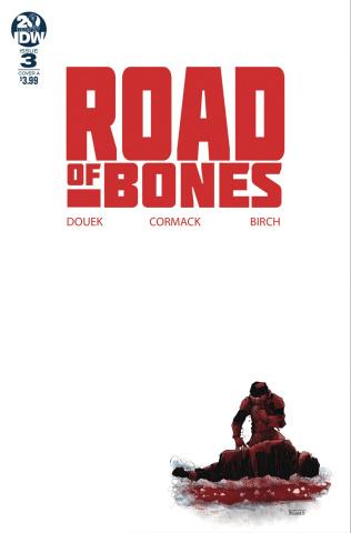 Road of Bones #3 (Cormack Cover)