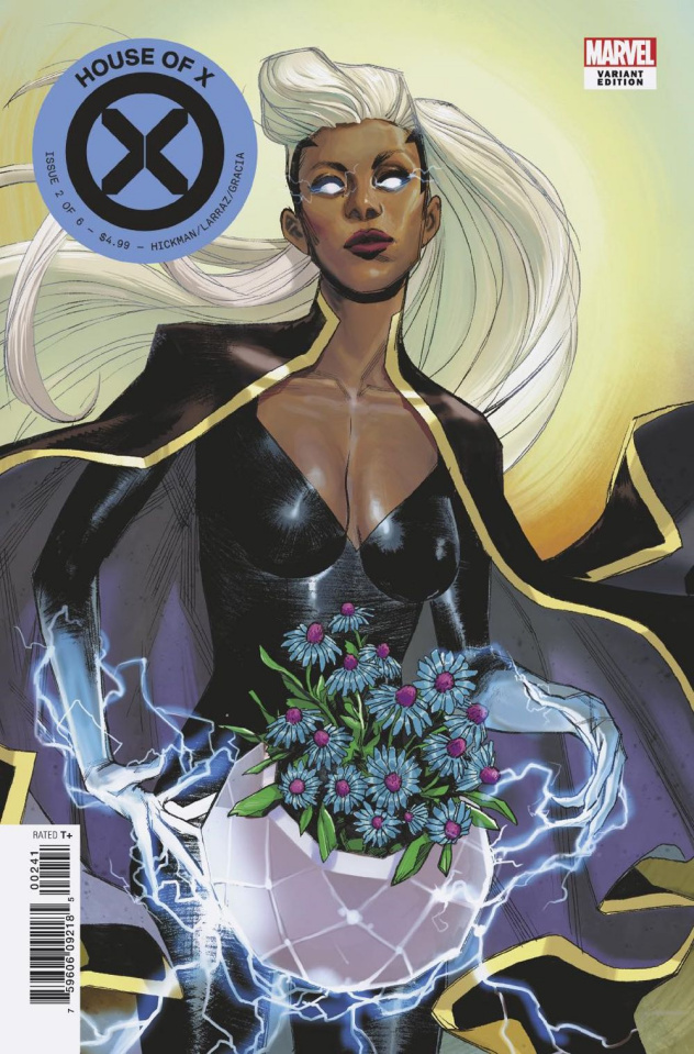 House of X #2 ( Pichelli Flower Cover)