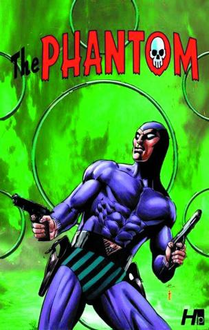 The Phantom #4