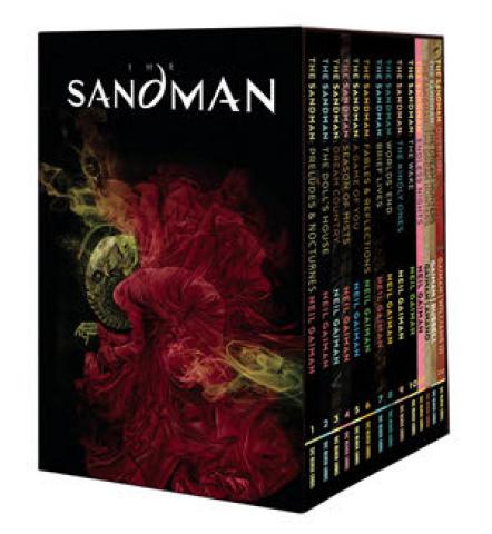 The Sandman (Expanded Edition Box Set)