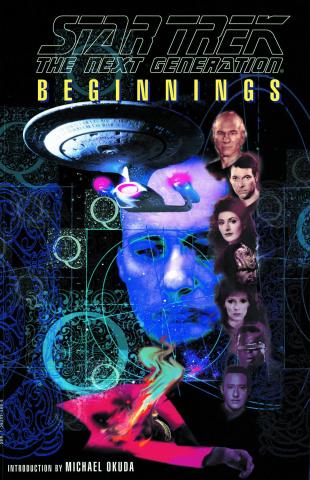 Star Trek: The Next Generation Vol. 4: Beginnings