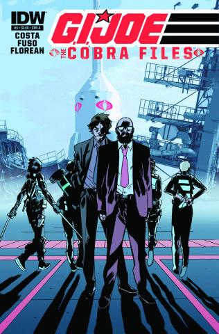 G.I. Joe: The Cobra Files #5