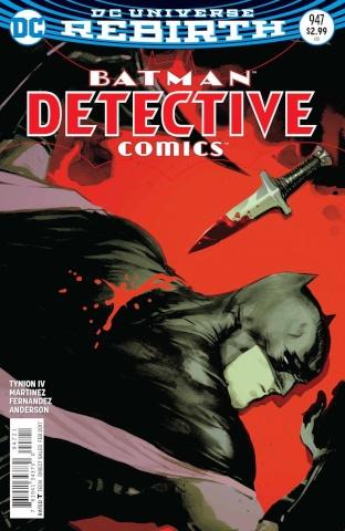 Detective Comics #947 (Variant Cover)