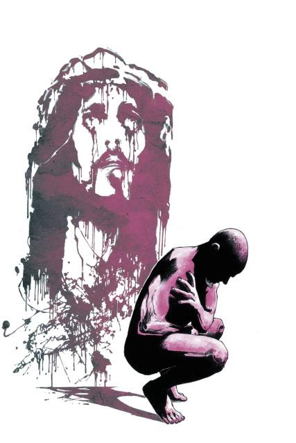 Miniature Jesus #4