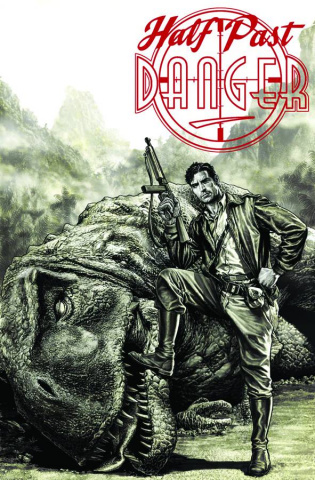 Half Past Danger #3 (Subscription Cover)