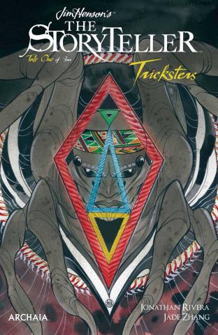 The Storyteller: Tricksters #1 (Momoko Cover)