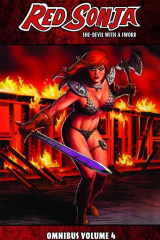 Red Sonja Omnibus Vol. 4
