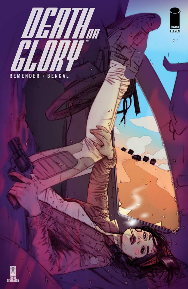 Death or Glory #11 (Lotay Cover)