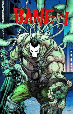 Batman #23.4: Bane Standard Edition