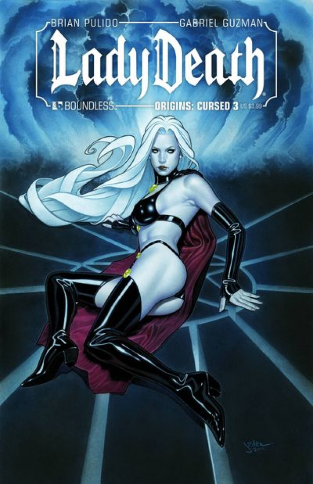 Lady Death Origins: Cursed #3