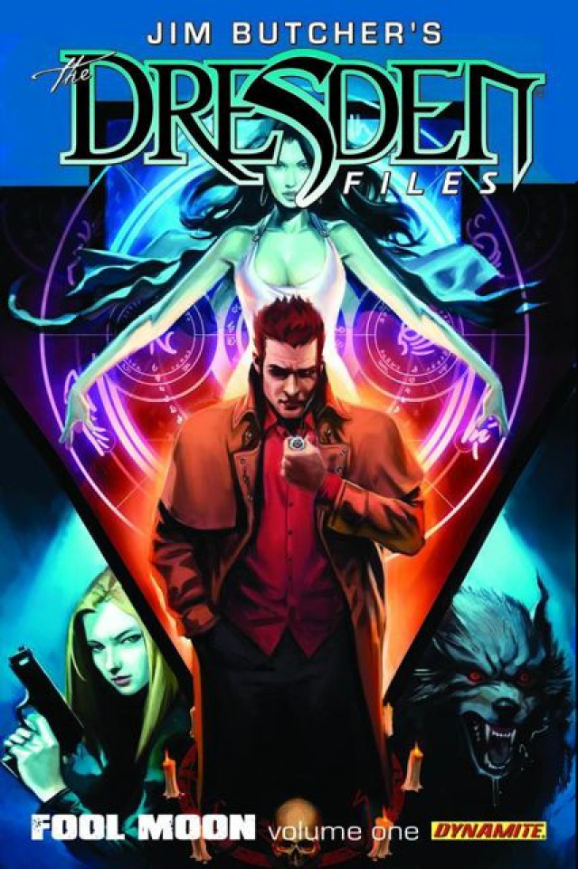 Jim Butcher's Dresden Files: Fool Moon Part 1