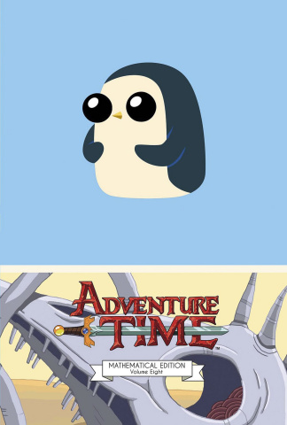 Adventure Time Vol. 8 (Mathematical Edition)