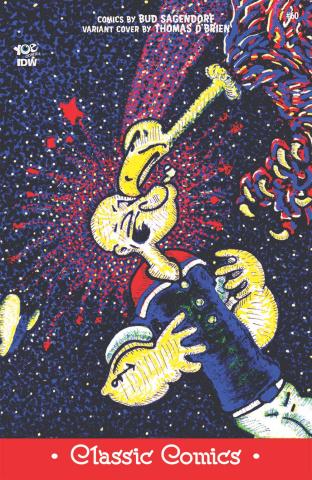 Popeye Classics #60 (10 Copy Cover)
