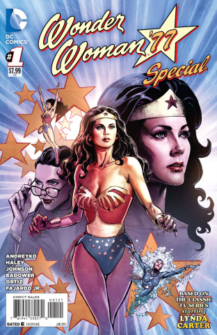 Wonder Woman '77 Special #1 (Variant Cover)