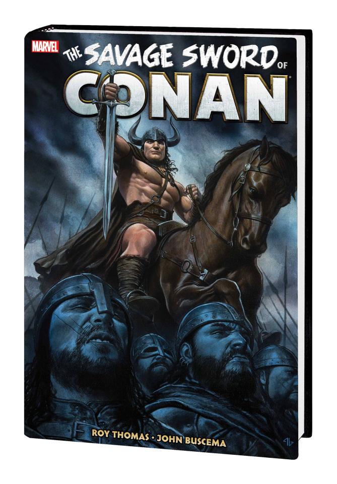 The Savage Sword of Conan: The Original Marvel Years Vol. 4 (Omnibus)