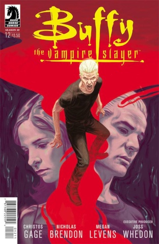 Buffy the Vampire Slayer, Season 10 #12