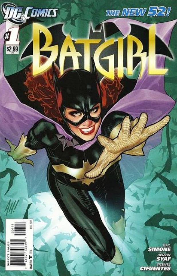 Batgirl #1 (2nd Printing)