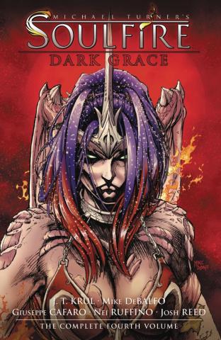 Soulfire Vol. 4: Dark Grace