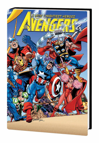 Avengers by Busiek and Perez Vol. 1