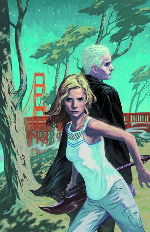 Buffy the Vampire Slayer, Season 10 #11