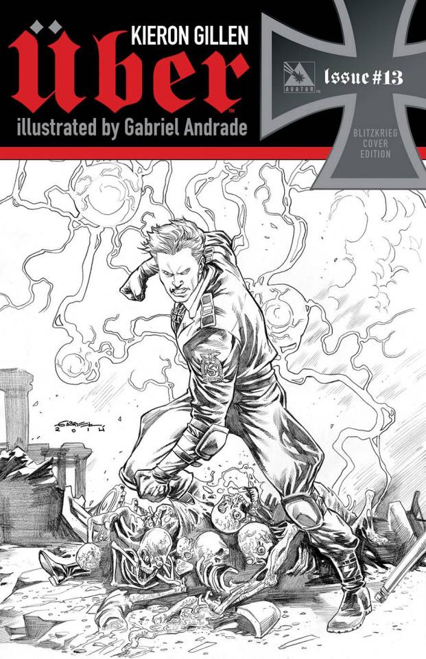 Über #13 (Blitzkrieg Cover)