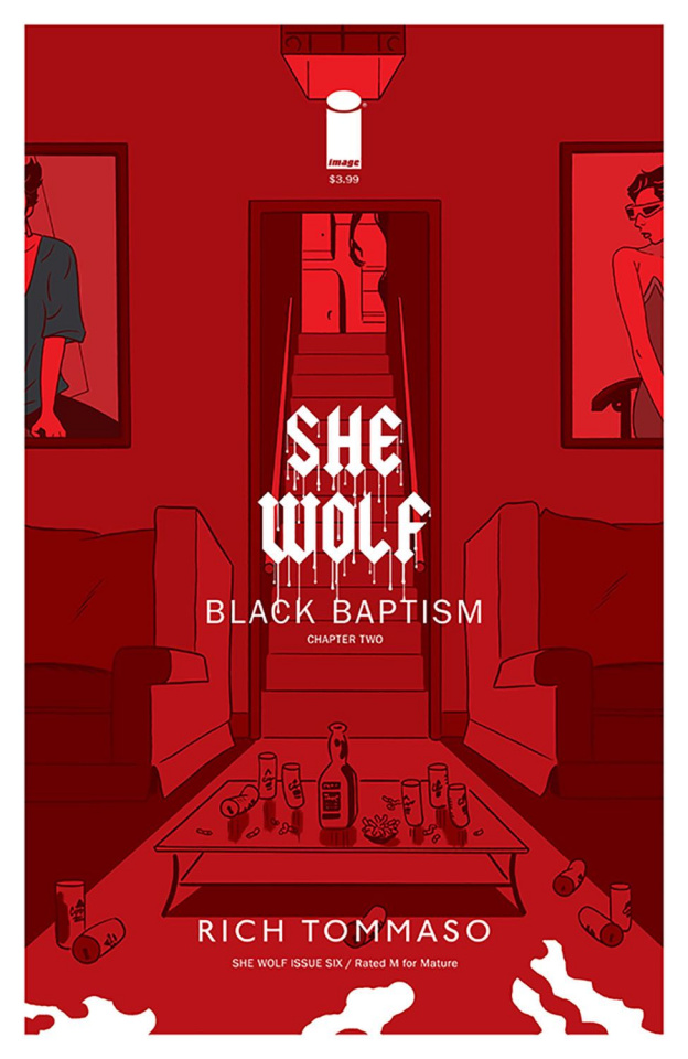 She Wolf #6