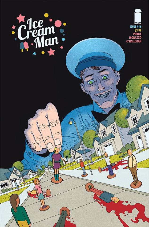 Ice Cream Man #16 (Morazzo & O'Halloran Cover)