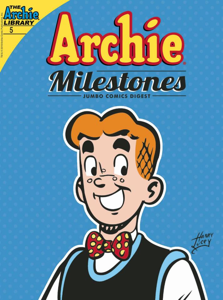 Archie Milestones Digest #5