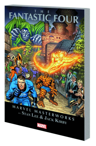 Fantastic Four Vol. 9 (Marvel Masterworks)