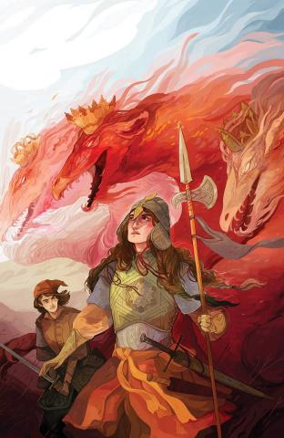 The Storyteller: Dragons #3