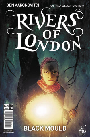 Rivers of London: Black Mould #1 (Templesmith Cover)