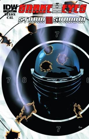Snake Eyes & Storm Shadow #18