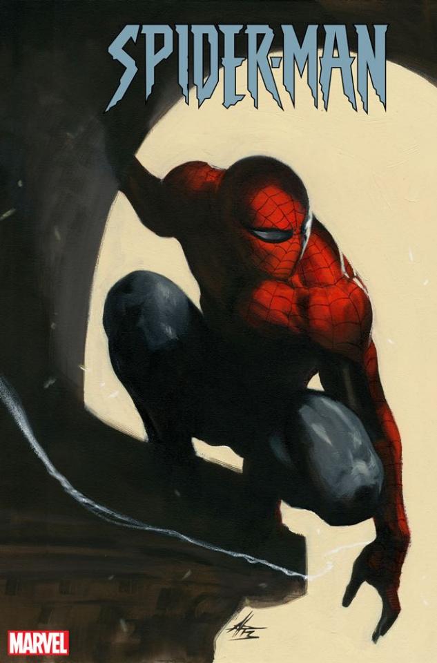 Spider-Man #1 (Dell'otto Cover)
