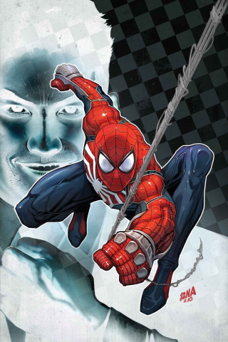 Spider-Man: City at War #1 (Nakayama Cover)