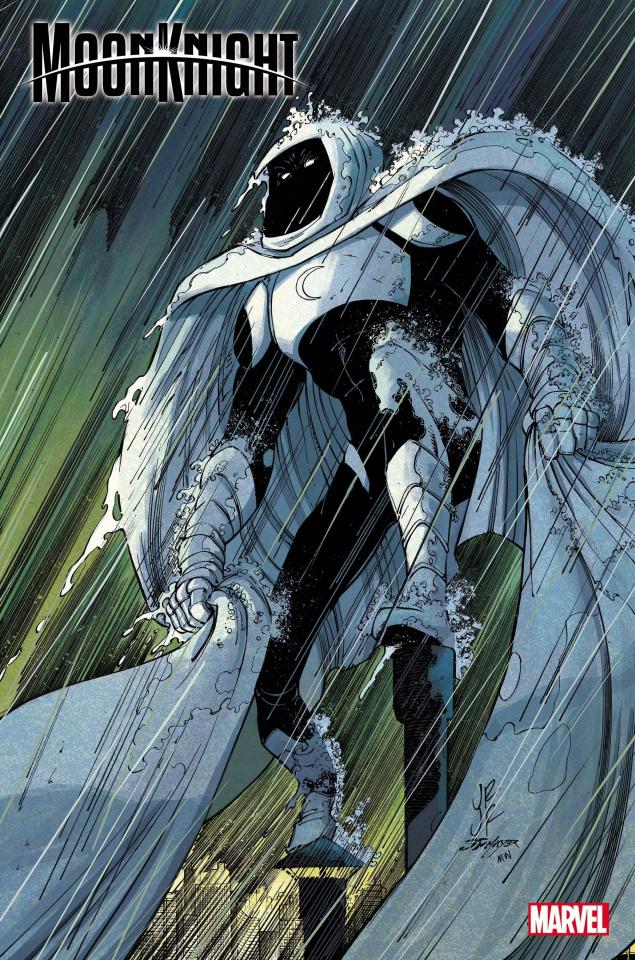 Moon Knight #1 (Romita Jr. Virgin Cover)
