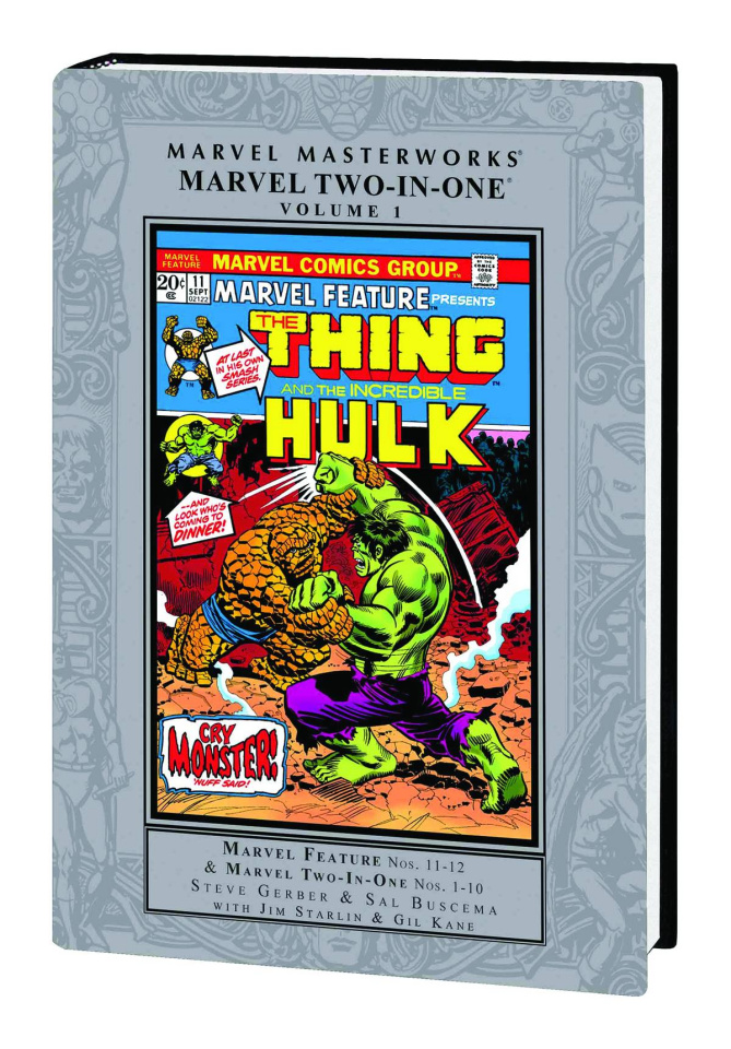 Marvel Two-in-One Vol. 1 (Marvel Masterworks)