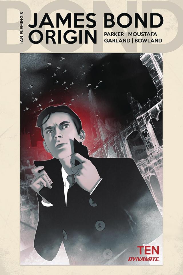 James Bond: Origin #10 (Forbes Cover)