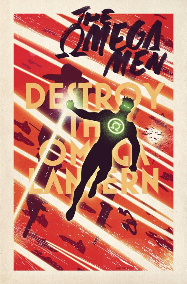 The Omega Men #11