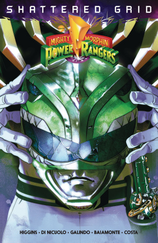 Mighty Morphin' Power Rangers: Shattered Grid