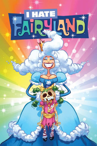 I Hate Fairyland #4 (Young Cover)