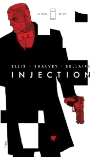 Injection #7 (Shalvey & Bellaire Cover)