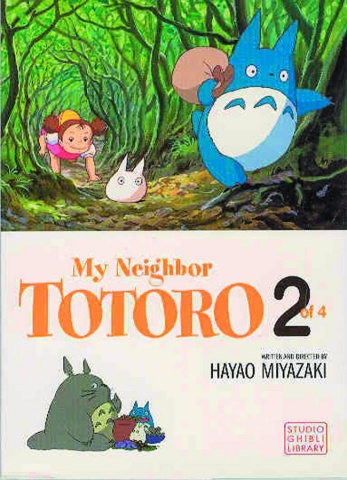 My Neighbor Totoro Vol. 2