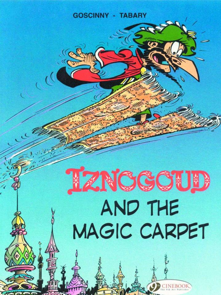 Iznogoud Vol. 6: The Magic Carpet